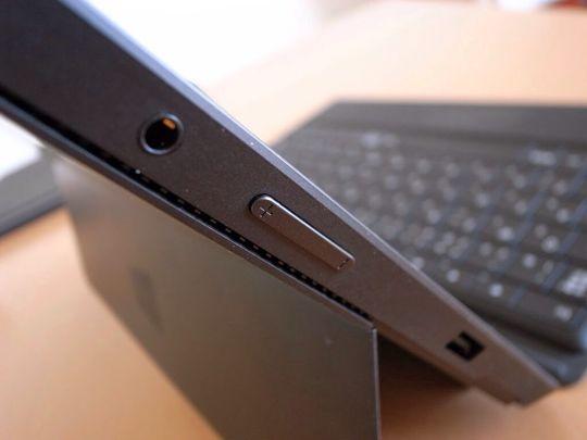 SurfaceProでイヤフォンから音が出ないとき