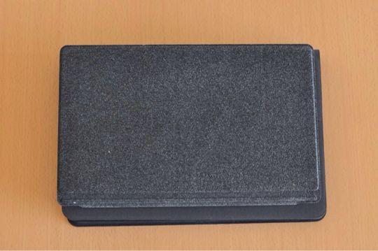 Surface ProとレノボタブレットPCのフットスペース