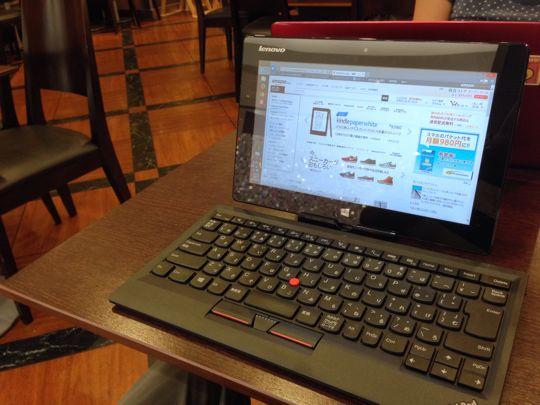 フルWindows8タブレットPC