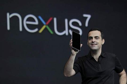 新しいNexus 7 とiPad miniはどっちがいい?