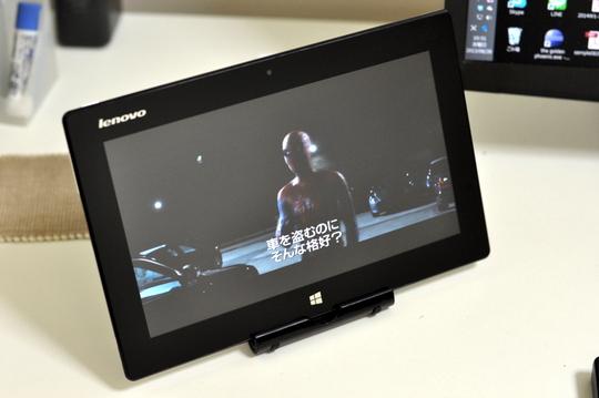 WindowsタブレットでiTunesレンタル動画は動くか